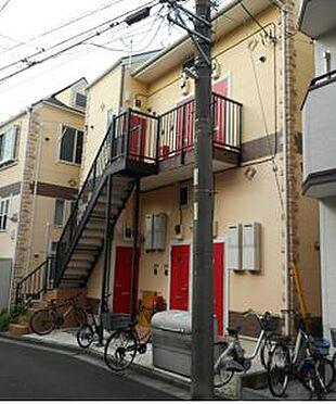 アパート-横浜市鶴見区上末吉2丁目 外観