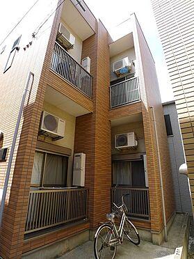 アパート-名古屋市昭和区白金1丁目 外観