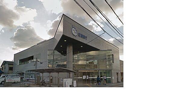 戸建賃貸-和歌山市加納 【銀行】紀陽銀行・六十谷支店まで2588m