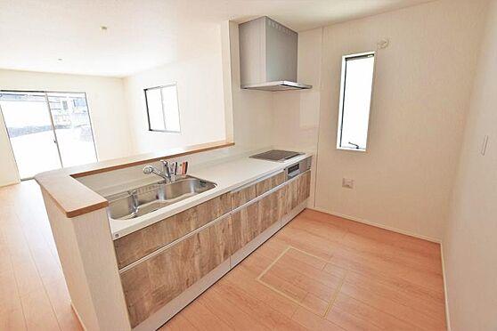 新築一戸建て-仙台市太白区西多賀2丁目 キッチン