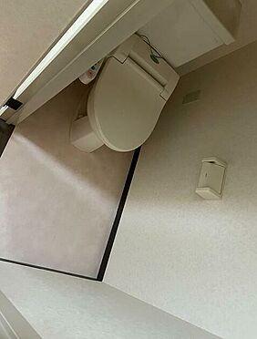 区分マンション-北九州市小倉北区大畠1丁目 トイレ