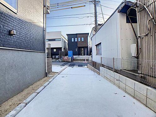 新築一戸建て-名古屋市天白区野並1丁目 駐車2台可能♪
