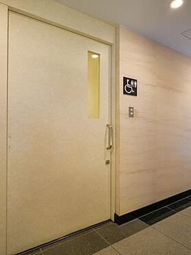 中古マンション-新宿区百人町4丁目 共有部分お手洗い