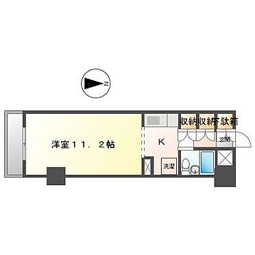 マンション(建物一部)-横浜市南区吉野町4丁目 間取り