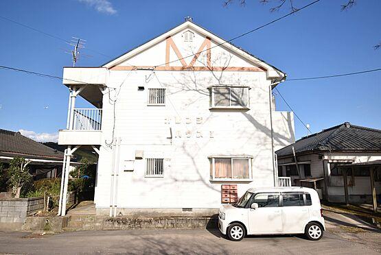 アパート-霧島市隼人町内山田3丁目 外観