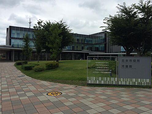 中古マンション-鴻巣市小松4丁目 北本市役所(1332m)