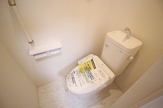 新築一戸建て-練馬区東大泉7丁目 トイレ