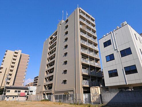 区分マンション-大阪市東淀川区淡路3丁目 スッキリとした外観