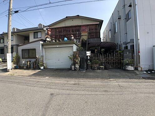土地-岡崎市河原町 駐車並列4台可能