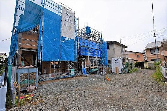 新築一戸建て-仙台市太白区鹿野2丁目 外観