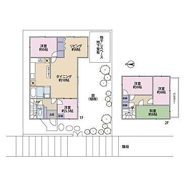 中古一戸建て-横浜市旭区今宿南町 大型5LDKと広いお庭と地下室があります