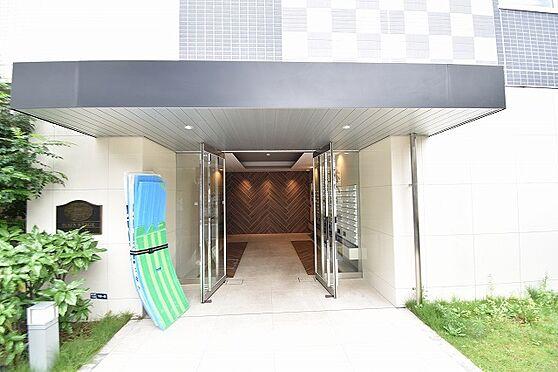 中古マンション-江東区新大橋2丁目 エントランス
