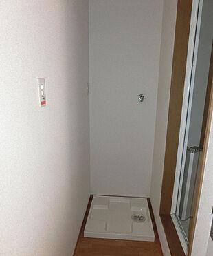 アパート-浜松市浜北区根堅 室内洗濯機置場