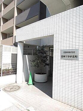 マンション(建物一部)-横浜市中区山下町 エントランス