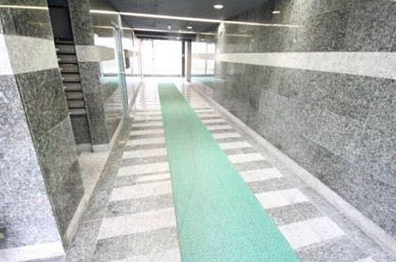 マンション(建物一部)-大阪市北区豊崎3丁目 高級感あるエントランス