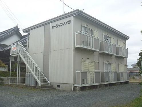 アパート-水戸市渡里町 外観