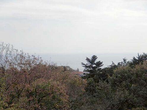 中古マンション-伊東市富戸 相模湾を望みます。肉眼で見るとこのような眺望です。