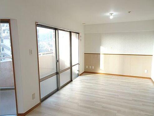 マンション(建物一部)-北九州市小倉南区中曽根1丁目 明るいリビングダイニング♪