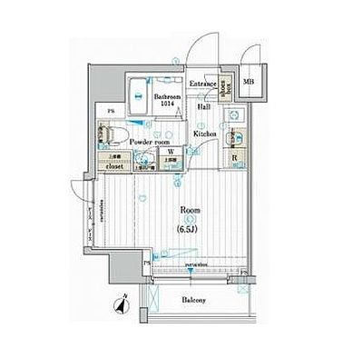 マンション(建物一部)-横浜市西区戸部本町 2面採光の角部屋