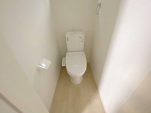 戸建賃貸-仙台市青葉区柏木3丁目 トイレ