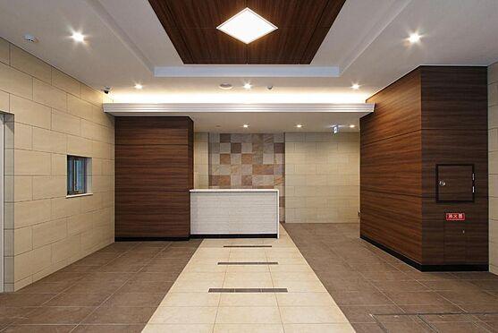 区分マンション-神戸市兵庫区大開通3丁目 エントランスホール