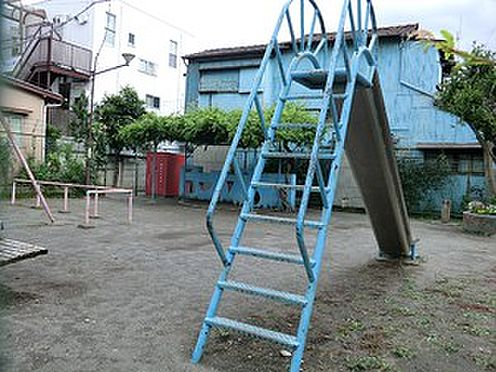 アパート-品川区南品川1丁目 周辺環境:南品川児童遊園