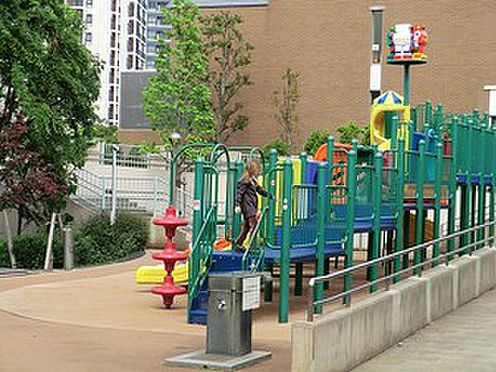 マンション(建物一部)-港区六本木3丁目 周辺環境:さくら坂公園