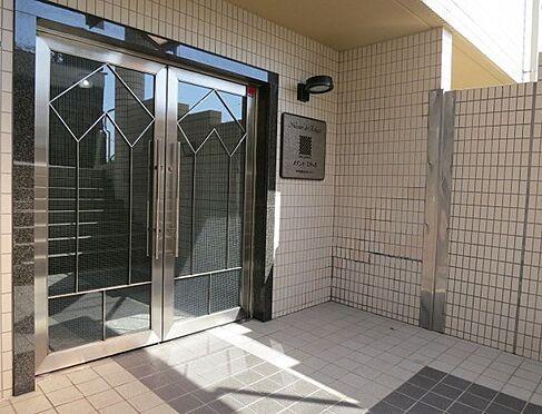 マンション(建物一部)-神戸市須磨区白川台5丁目 清潔感のあるエントランス