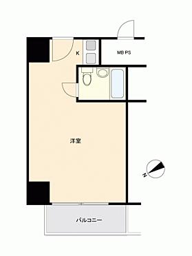 マンション(建物一部)-秋田市中通3丁目 間取り