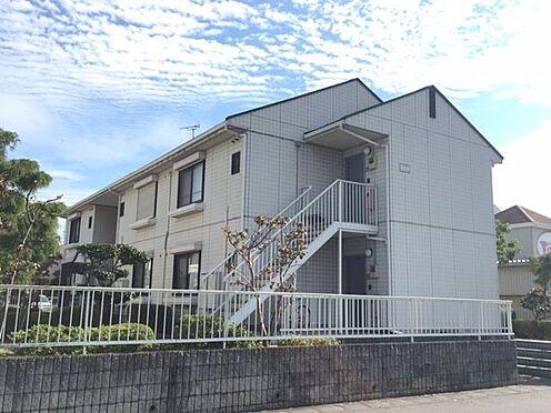 アパート-水戸市姫子1丁目 A棟外観