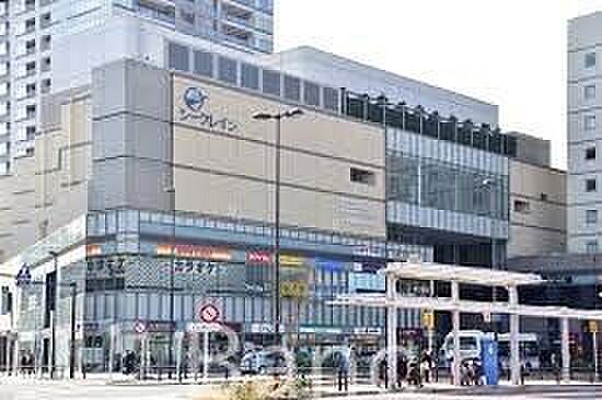 中古マンション-横浜市鶴見区鶴見1丁目 シークレイン 徒歩10分。 790m