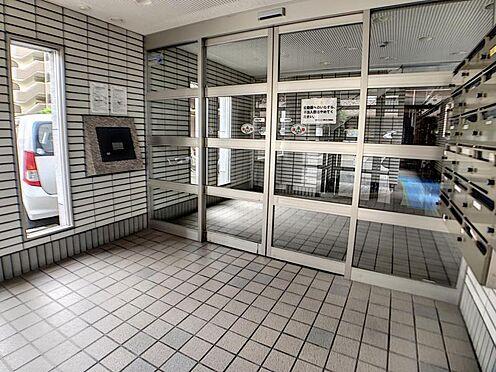 区分マンション-名古屋市熱田区八番2丁目 エントランス