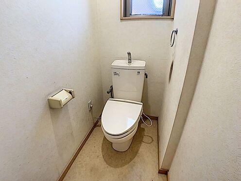 中古一戸建て-名古屋市港区港楽2丁目 トイレ