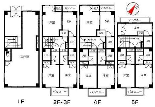 マンション(建物全部)-さいたま市南区南浦和2丁目 栄清ビル・ライズプランニング