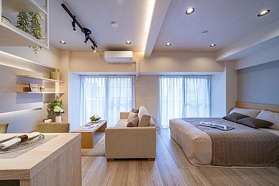 中古マンション-文京区湯島1丁目 新規内装リフォーム済