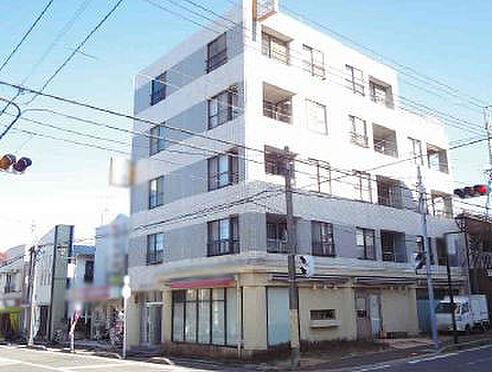 マンション(建物全部)-千葉市中央区松波3丁目 外観