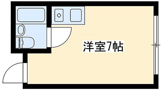 マンション(建物一部)-大阪市淀川区西中島5丁目 間取り
