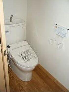 マンション(建物一部)-北九州市八幡東区枝光本町 トイレ