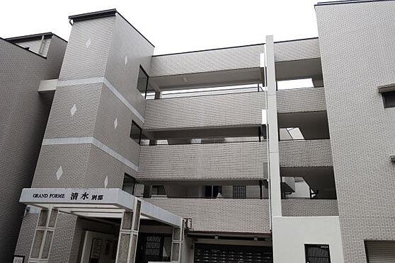 マンション(建物一部)-京都市東山区清閑寺霊山町 外観
