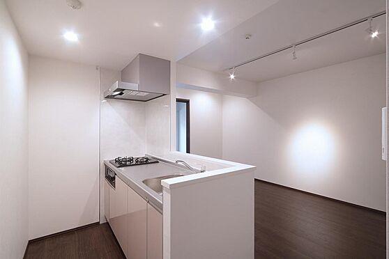 マンション(建物全部)-目黒区大橋2丁目 1LDKのキッチン