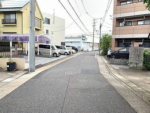 中古一戸建て-名古屋市西区南川町 前面道路含む現地写真