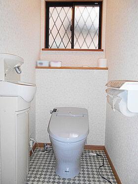 中古一戸建て-東大和市芋窪3丁目 トイレ