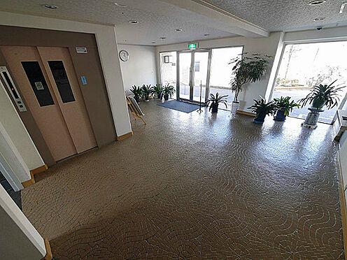 マンション(建物一部)-神戸市東灘区渦森台1丁目 管理の行き届いた共用部