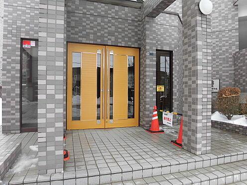中古マンション-札幌市西区発寒七条5丁目 エントランス