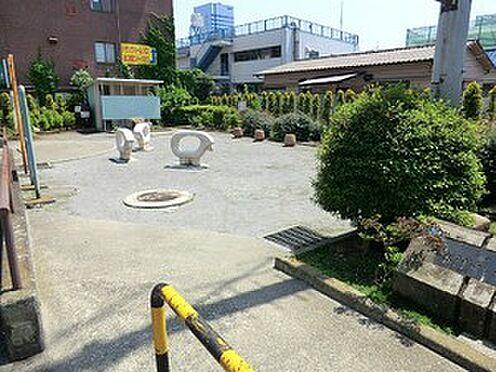 アパート-渋谷区初台1丁目 本村ずい道公園