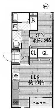 中古マンション-横浜市磯子区磯子4丁目 間取り