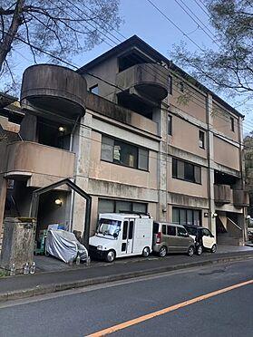 マンション(建物全部)-京都市左京区八瀬近衛町 外観
