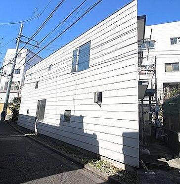 アパート-新宿区富久町 南側