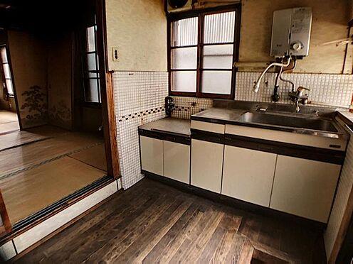 戸建賃貸-名古屋市南区六条町3丁目 キッチン