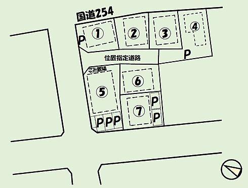 アパート-東松山市大字古凍 間取り